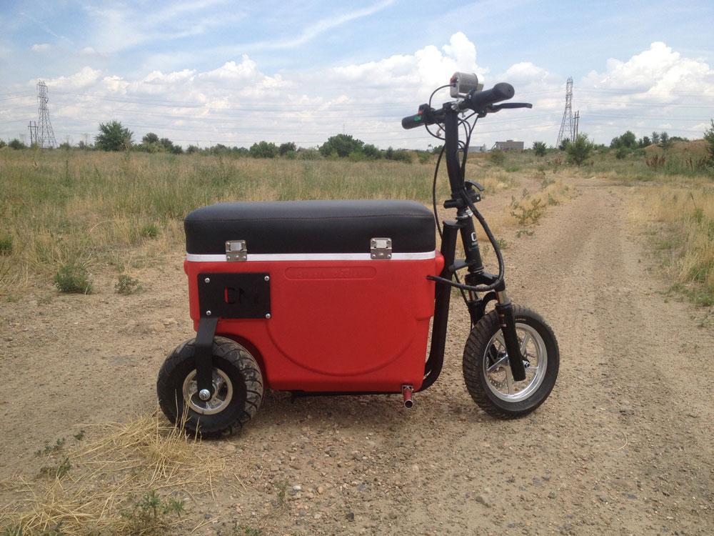 Chopper Cooler